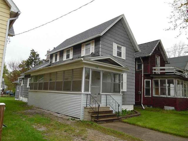 138 Bates St, CITY OF JACKSON, MI 49202 (#55202101147) :: Real Estate For A CAUSE