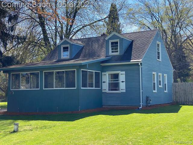 3349 Beaumont Road, Superior Twp, MI 48105 (#2210031080) :: Real Estate For A CAUSE