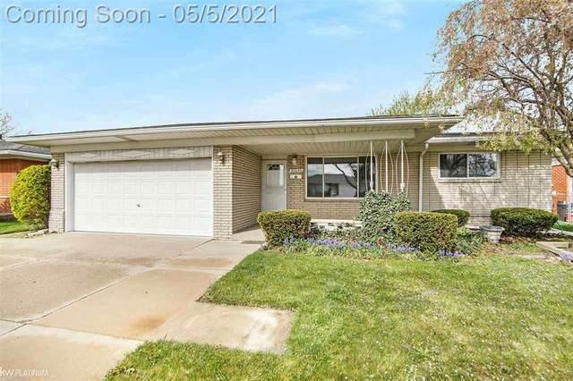 31035 Moceri Circle, Warren, MI 48088 (#58050040490) :: Real Estate For A CAUSE