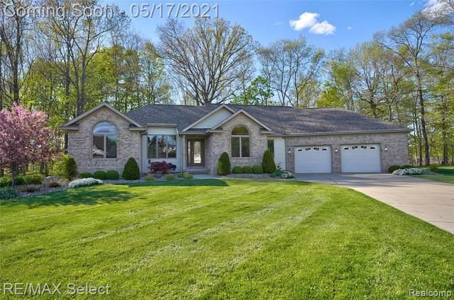 9119 Woodridge Court, Davison Twp, MI 48423 (#2210031166) :: Real Estate For A CAUSE