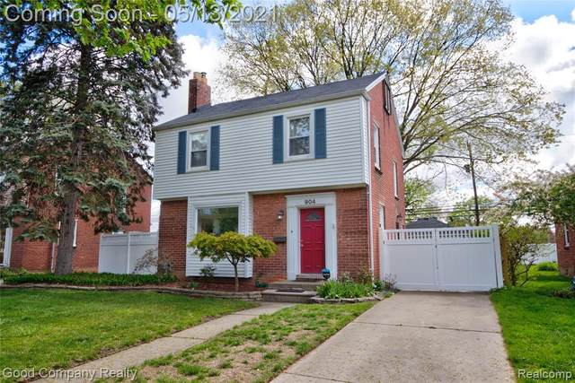 904 N Wilson Avenue, Royal Oak, MI 48067 (#2210031215) :: RE/MAX Nexus