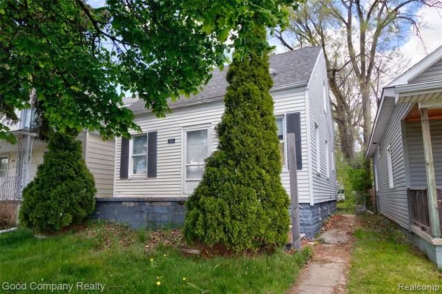 128 W Muir Avenue, Hazel Park, MI 48030 (#2210031218) :: GK Real Estate Team