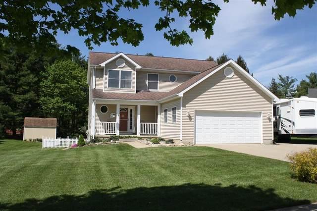 1501 Bramblewood Drive, Tecumseh, MI 48289 (#543280605) :: Real Estate For A CAUSE