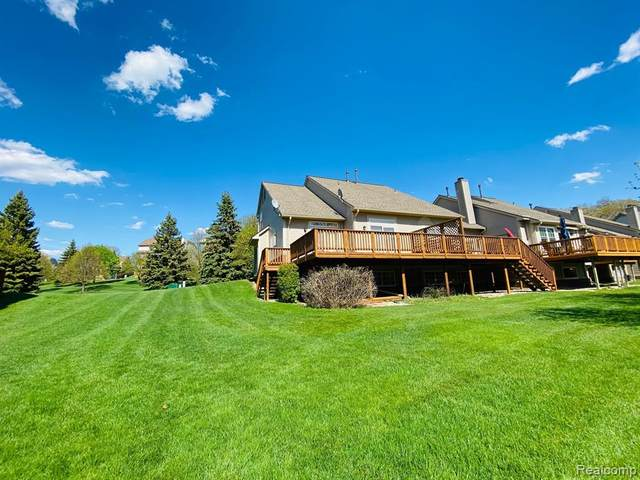 31145 Centennial Drive, Novi, MI 48377 (#2210031321) :: Real Estate For A CAUSE