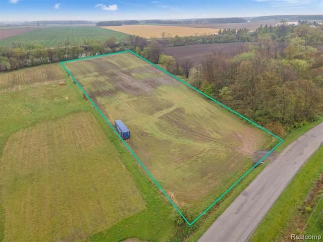000 Dixon Road, Raisinville Twp, MI 48161 (#2210031348) :: Real Estate For A CAUSE