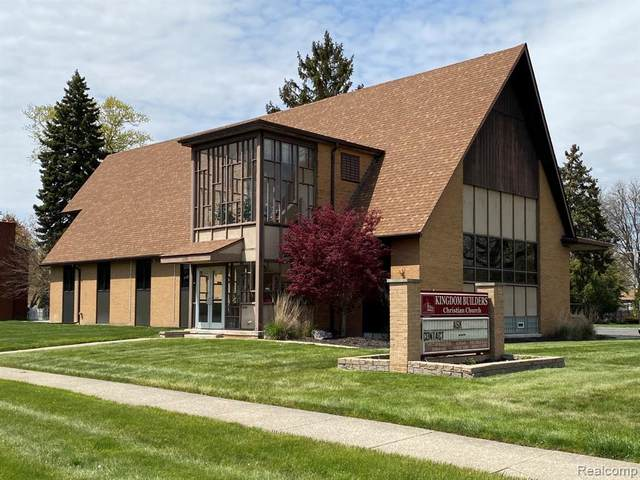 23310 Joy Rd., Redford Twp, MI 48239 (#2210031350) :: Real Estate For A CAUSE