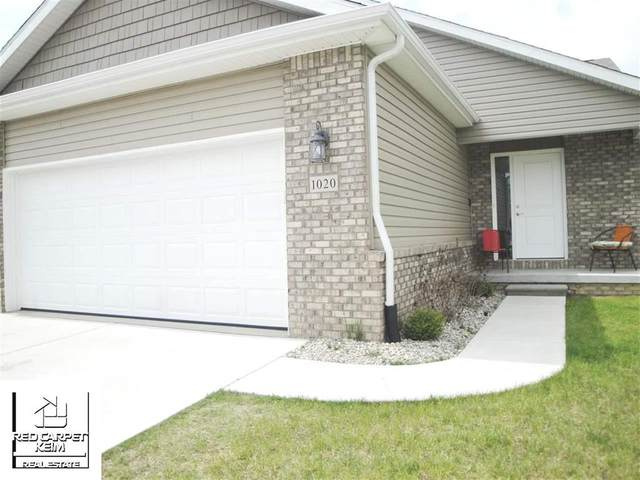 1020 Foxglove Lane Unit 86 Bldg 58, Davison Twp, MI 48423 (#5050040556) :: Novak & Associates