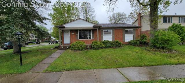 22532 Hillcrest Drive, Woodhaven, MI 48183 (#2210031366) :: Novak & Associates