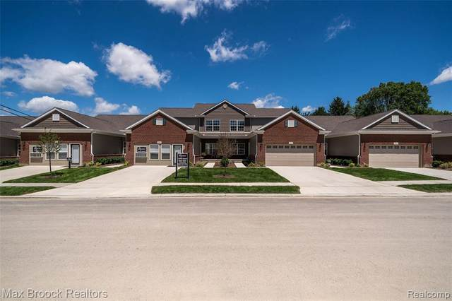 3091 Bridgewater, Auburn Hills, MI 48326 (#2210031372) :: Robert E Smith Realty
