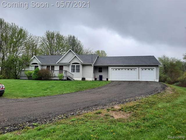 5300 Argentine Road, Oceola Twp, MI 48855 (#2210031463) :: Real Estate For A CAUSE