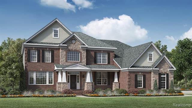 50009 Tahoe Way, Canton Twp, MI 48187 (#2210031540) :: Real Estate For A CAUSE