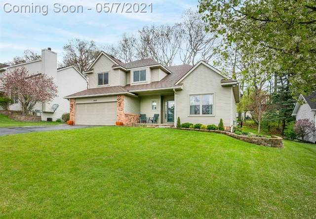 1010 Peachwood Court, Brighton City, MI 48116 (#543279921) :: Real Estate For A CAUSE