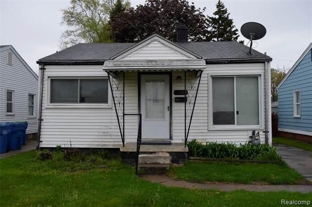 2200 Woodruff Avenue, Warren, MI 48091 (#2210031554) :: GK Real Estate Team