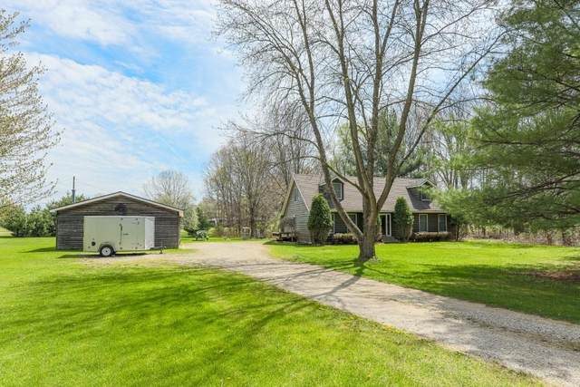 4625 Loveland Road, Sylvan Twp, MI 49240 (#543280583) :: Real Estate For A CAUSE