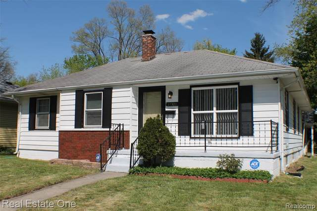 17300 Salem Street, Detroit, MI 48219 (#2210031614) :: The Alex Nugent Team | Real Estate One