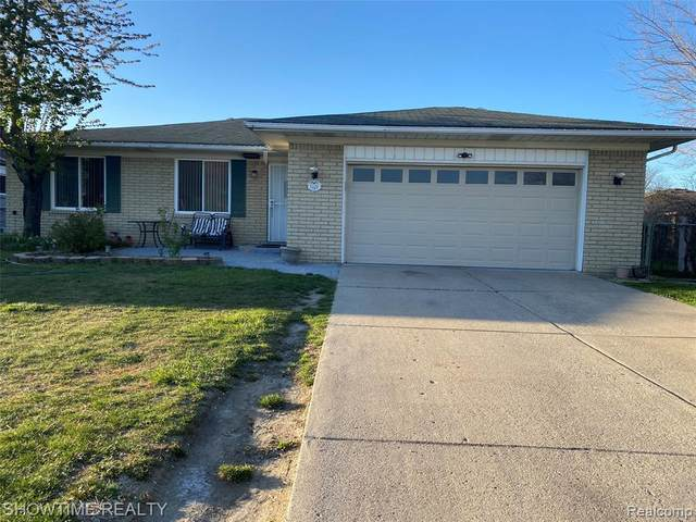 2139 Denise Drive, Sterling Heights, MI 48310 (#2210031615) :: Real Estate For A CAUSE