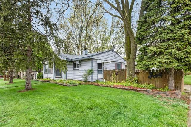 528 Arthur Street, Chelsea, MI 48118 (#543280618) :: Real Estate For A CAUSE