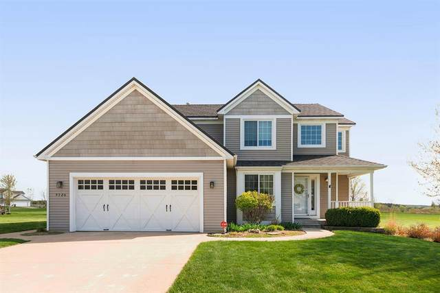 9326 Clear Meadow Drive, Cascade Twp, MI 49301 (#65021015239) :: Real Estate For A CAUSE