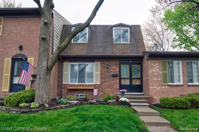 1912 Torquay Avenue, Royal Oak, MI 48073 (#2210031683) :: RE/MAX Nexus