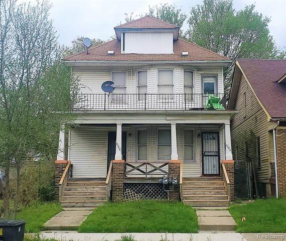 5088 Bewick, Detroit, MI 48213 (#2210031702) :: Real Estate For A CAUSE