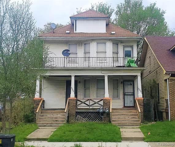 5088 Bewick, Detroit, MI 48213 (#2210031702) :: Novak & Associates