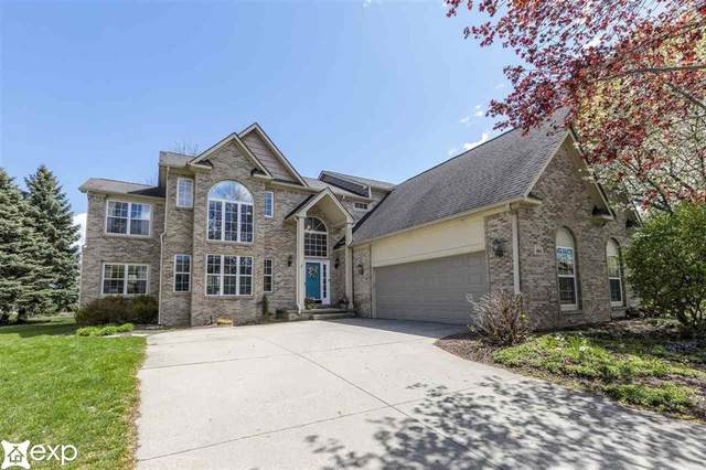 464 Sunset, Oxford, MI 48371 (#58050040672) :: Real Estate For A CAUSE