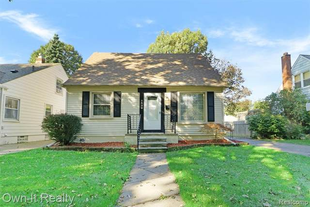 3536 Williams Street, Dearborn, MI 48124 (#2210031735) :: Real Estate For A CAUSE