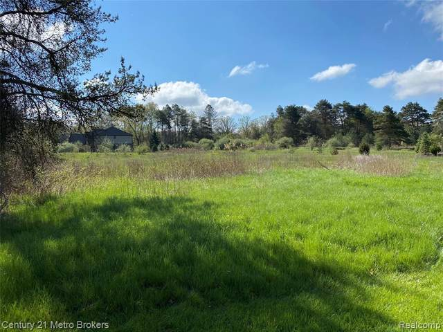 0 Pine Meadow Court, Independence Twp, MI 48348 (#2210031751) :: NextHome Showcase