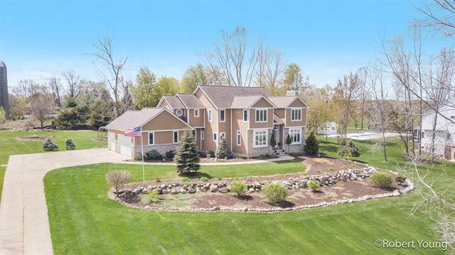 7676 Rodao Drive SE, Caledonia Twp, MI 49316 (#65021015277) :: Real Estate For A CAUSE