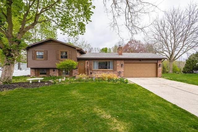 940 Sherman Court, Marshall, MI 49068 (#64021015295) :: Real Estate For A CAUSE