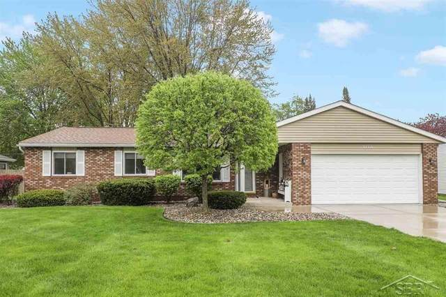 1110 N Frost, Saginaw Twp, MI 48638 (#61050040695) :: Real Estate For A CAUSE