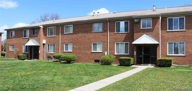 31805 Kelly Rd Apt 17, Fraser, MI 48026 (#2210031820) :: Real Estate For A CAUSE