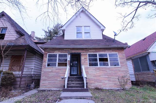 5796 Rohns Street, Detroit, MI 48213 (#2210031843) :: Real Estate For A CAUSE