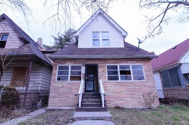 5796 Rohns Street, Detroit, MI 48213 (#2210031843) :: Novak & Associates