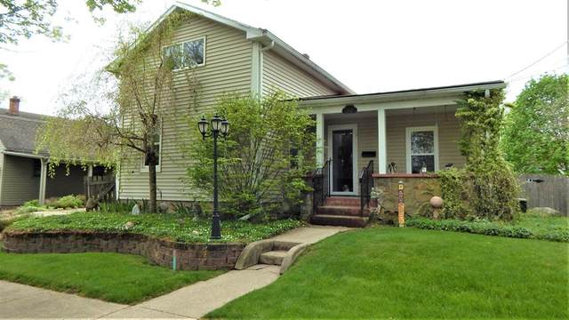 318 S Liberty Street, Marshall, MI 49068 (#64021015327) :: Real Estate For A CAUSE
