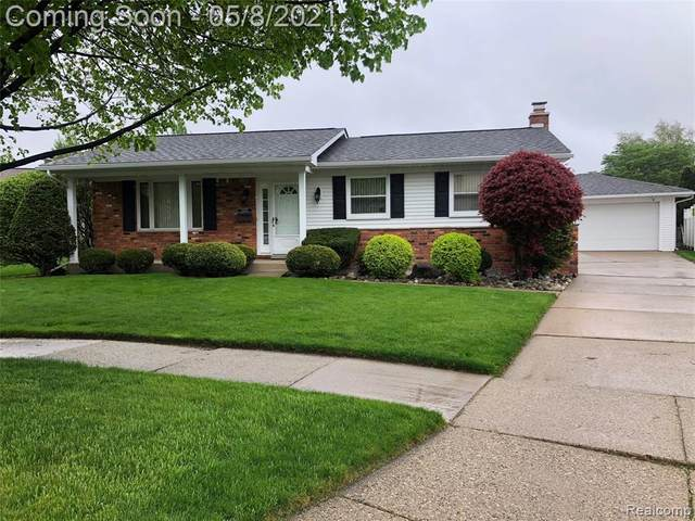 12265 Bedford Drive, Southgate, MI 48195 (#2210031885) :: Real Estate For A CAUSE