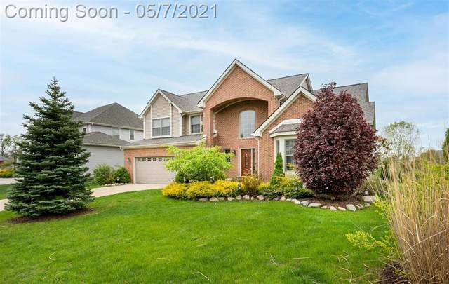 1094 Bicentennial Parkway, Pittsfield Twp, MI 48108 (#543280612) :: Real Estate For A CAUSE