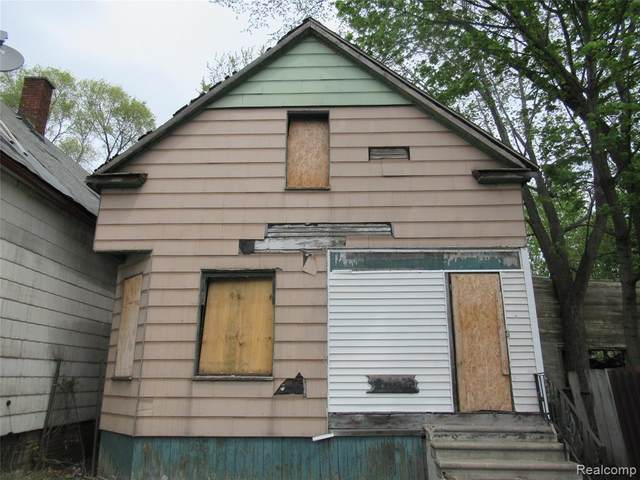 4656 Mitchell Street, Detroit, MI 48207 (#2210031912) :: Real Estate For A CAUSE