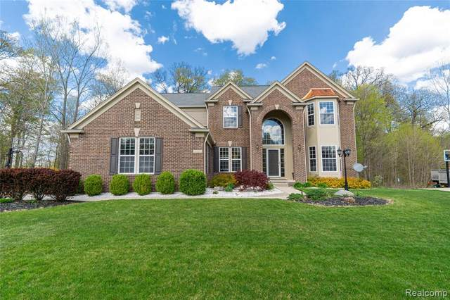 6267 Moonstone Drive, Grand Blanc Twp, MI 48439 (#2210031918) :: Real Estate For A CAUSE