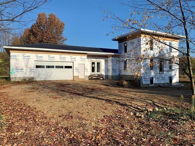 12520 Pine Lake Road, Prairieville Twp, MI 49080 (#65021015384) :: RE/MAX Nexus