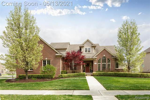993 Chelsea Boulevard, Oxford Twp, MI 48371 (#2210031954) :: Real Estate For A CAUSE