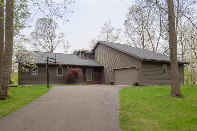 16094 Prairie Ronde Road, Prairie Ronde Twp, MI 49087 (#66021015389) :: The Alex Nugent Team | Real Estate One