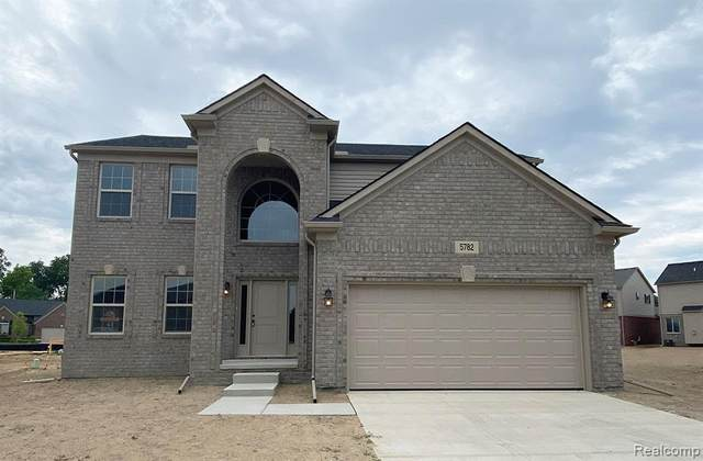 23722 Alcove Drive, Macomb Twp, MI 48042 (#2210031976) :: Real Estate For A CAUSE
