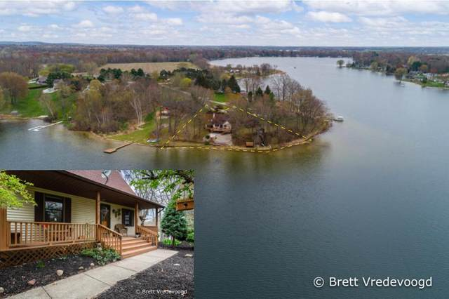 5451 Clifford Court NW, Douglass Twp, MI 48888 (#65021015400) :: Real Estate For A CAUSE