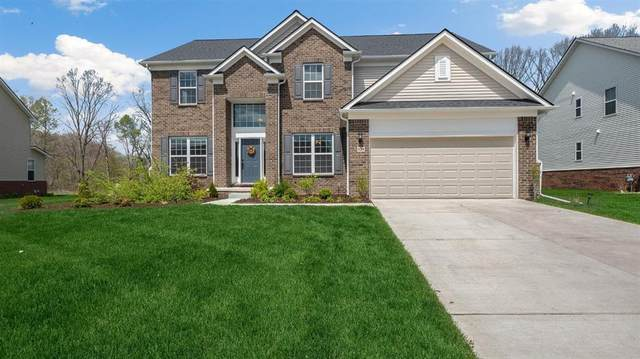 424 Huntington Drive, Saline, MI 48176 (#543280392) :: Real Estate For A CAUSE