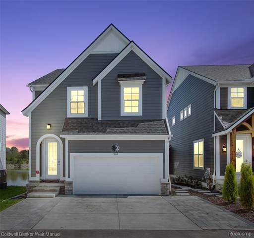 548 N Liberty Street, Belleville, MI 48111 (#2210032005) :: Novak & Associates