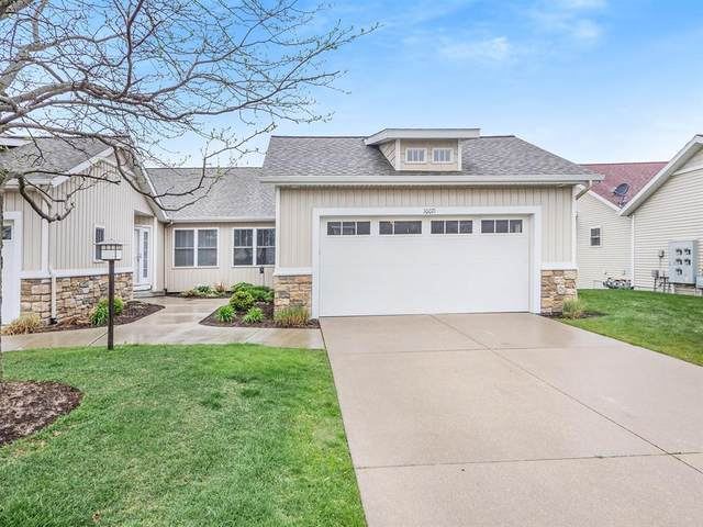 10071 S Crossroads Circle SE #5, Caledonia Twp, MI 49316 (#71021015407) :: Real Estate For A CAUSE