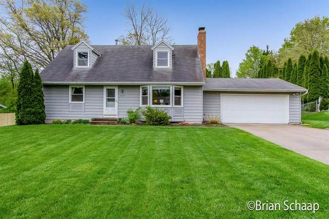 3100 Brockwood Drive NE, PLAINFIELD TWP, MI 49525 (#65021015440) :: RE/MAX Nexus