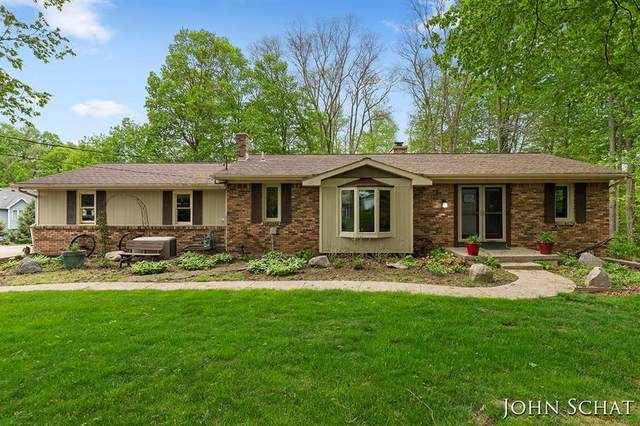 2735 Silverwood Street SW, Byron Twp, MI 49315 (#65021015445) :: Real Estate For A CAUSE
