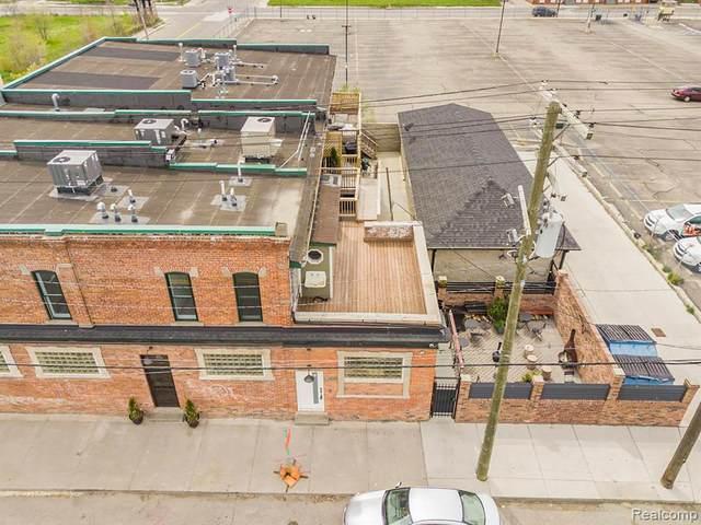 6515 Beaubien Street, Detroit, MI 48202 (#2210032067) :: Novak & Associates